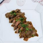 Pan Seared Skirt Steak