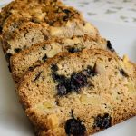 Blueberry Apple Quick Bread