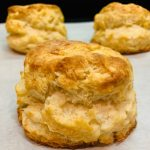 Biscuits close up