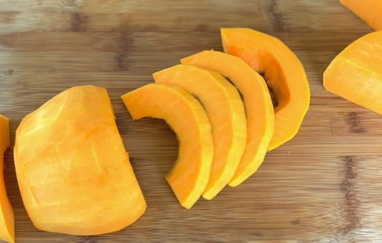 How to Peel, Cut and Prep Butternut Squash