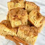 Cinnamon Apple Coffee Cake