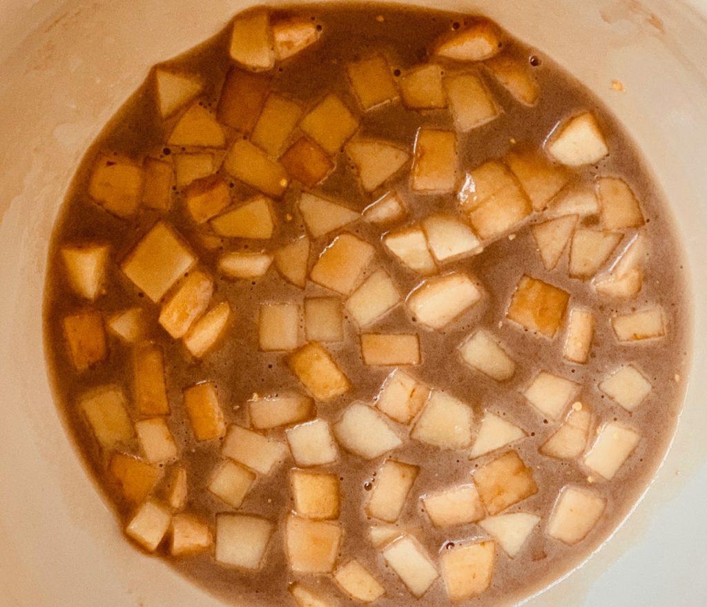 Cinnamon Apple mixture