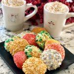 Sugar cookies & cocoa