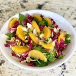 Tricolore Salad with Vinaigrette