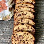 Buttermilk Banana Bread with chocolate chips