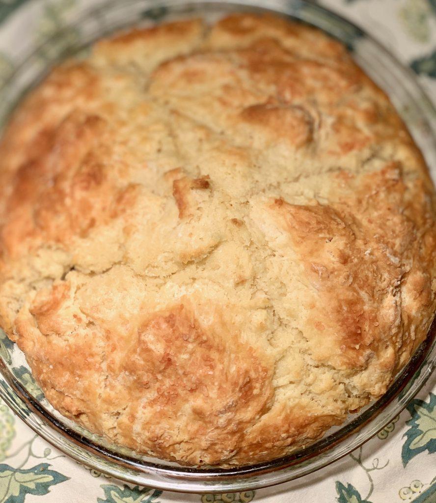 Baked Irish Soda Bread