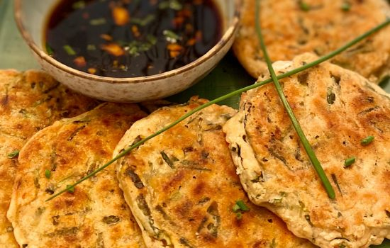 Scallion Pancake Recipe