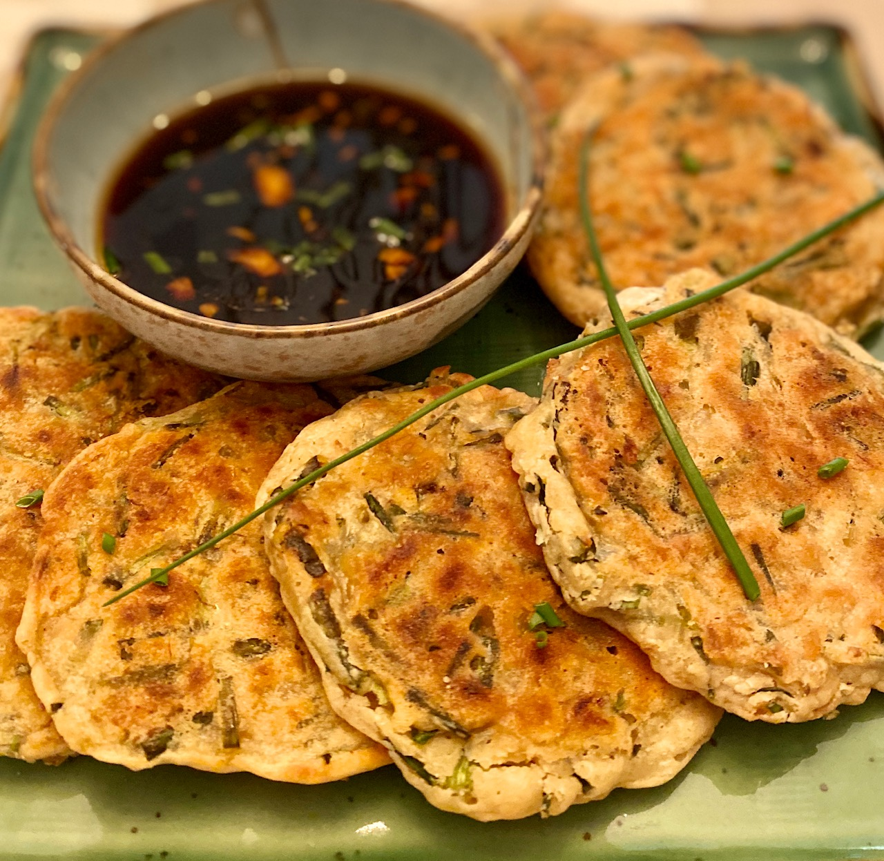 Scallion Pancake Recipe