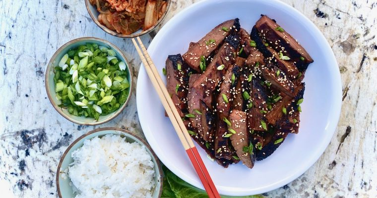 Korean Beef Bulgogi Recipe