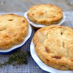 3 Homemade Chicken Pot Pies