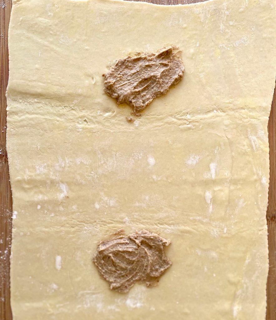 Pate de Foie Gras on puff pastry