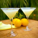 Lemon Drop Martinis