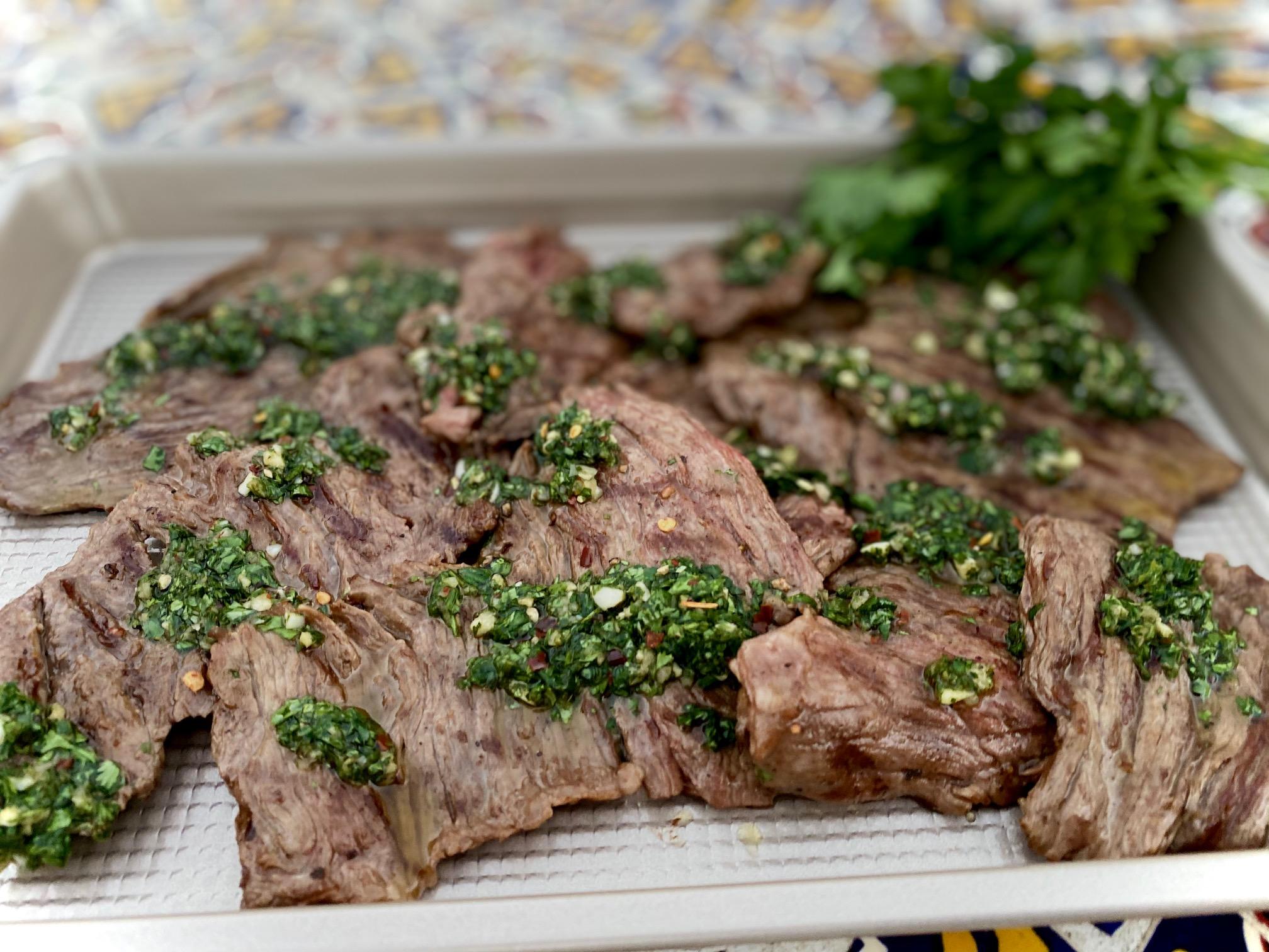 Chimichurri Steak Recipe