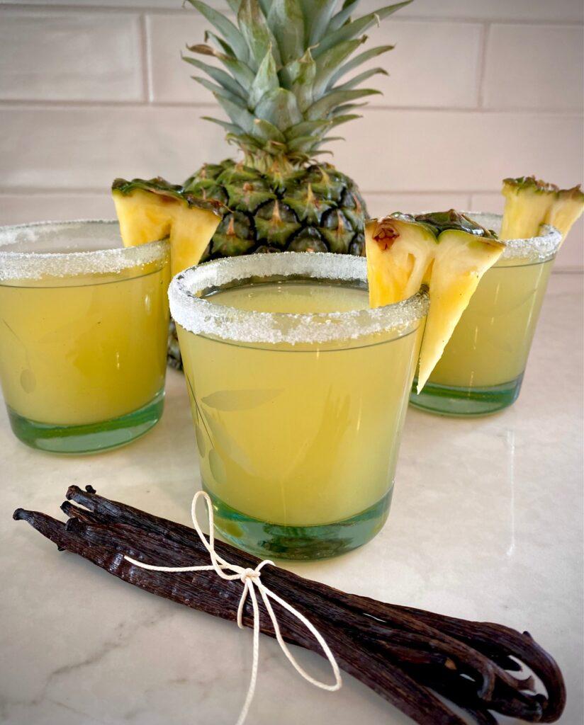 Pineapple Vodka Cocktails