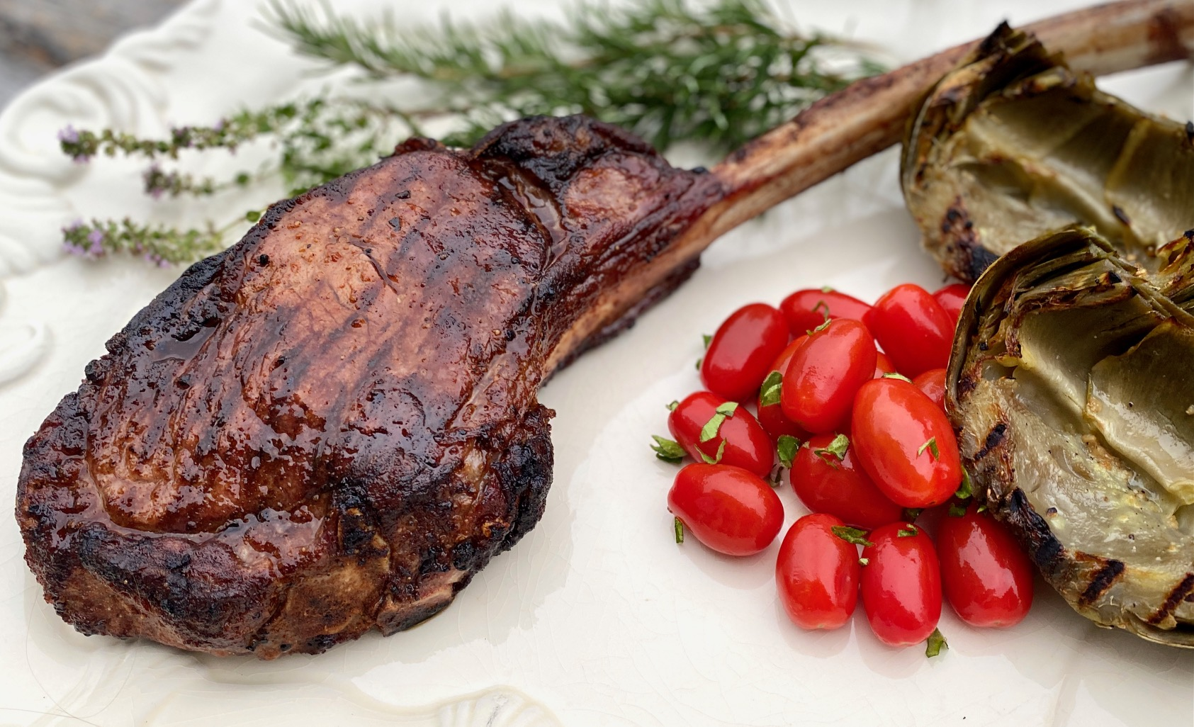 How to Cook a Perfect  Tomahawk Steak