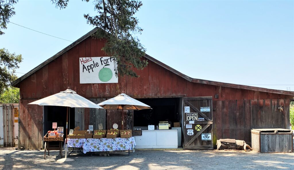 Hales Apple Farm